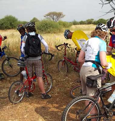 Tanzania Cycling & Mountain Biking Tour