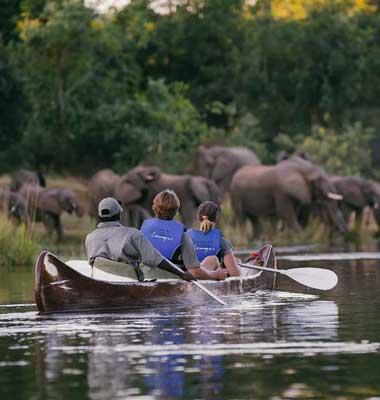 Tanzania Canoeing Safari