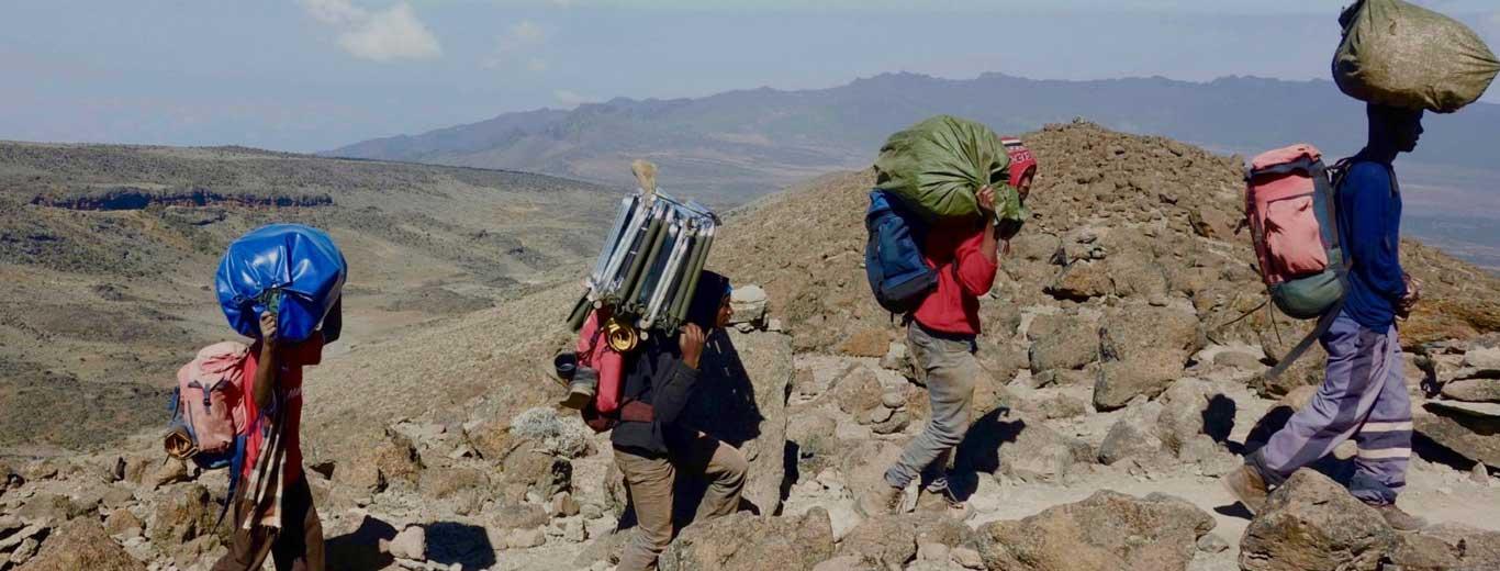 Kilimanjaro Porter