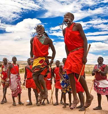Migration Calving Season And Cultural Safari