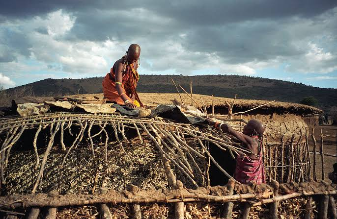 How Do Maasai people live
