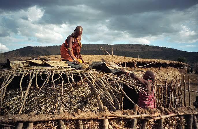 How Do Maasai people live