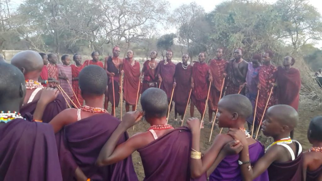 Maasai people Community Rules