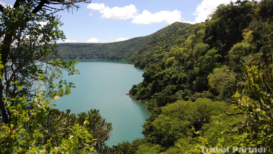 Lakes Of Tanzania: Lake Chala