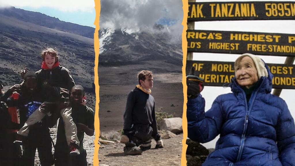 Who Can Climb mount kilimajaro