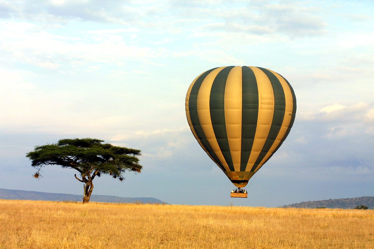 Tanzania Balloon Safaris